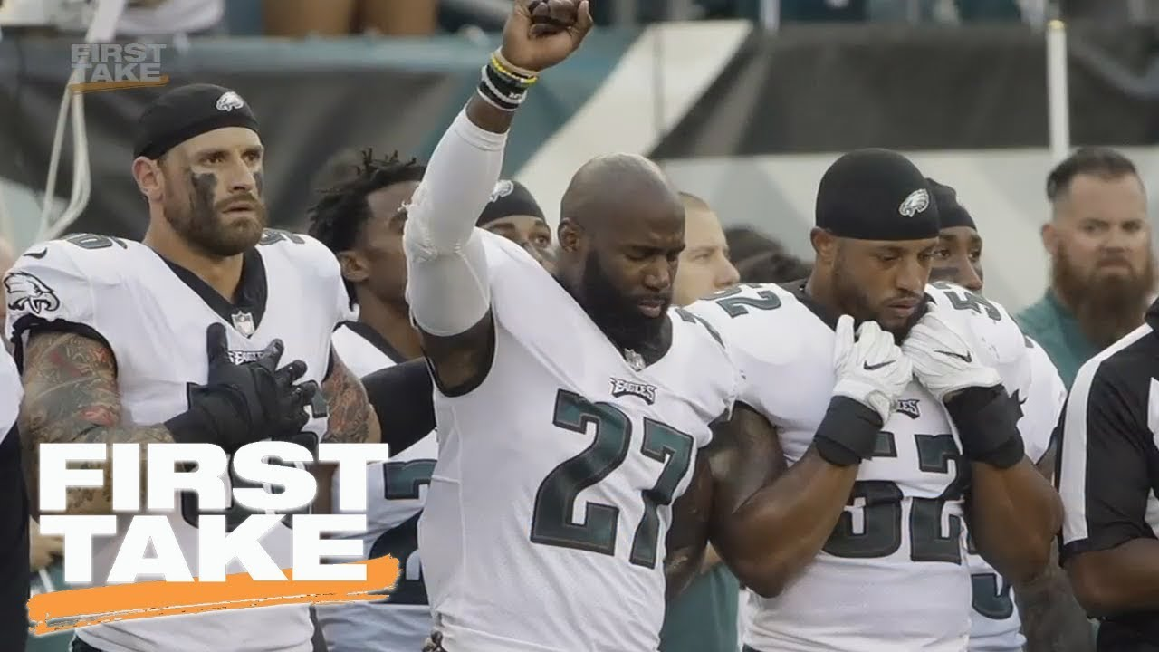 Malcolm Jenkins joins two other Eagles teammates who will not visit White House