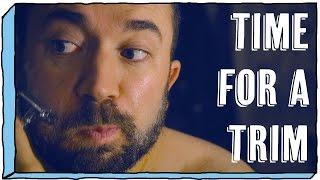 Trimming The Beard