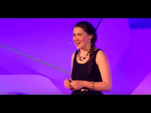 Finding curious solutions with STEM | Paige Brown | TEDxDirigo