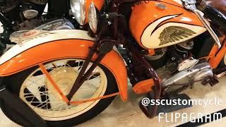 Vintage Motorcycles & Memorabilia