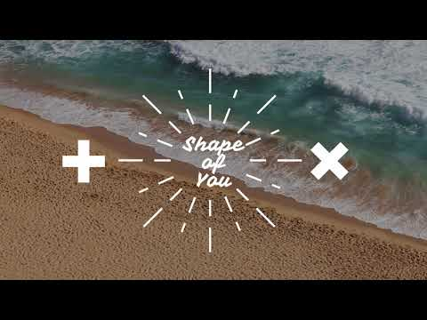 Ed Sheeran - Shape Of You  Scarios Remix