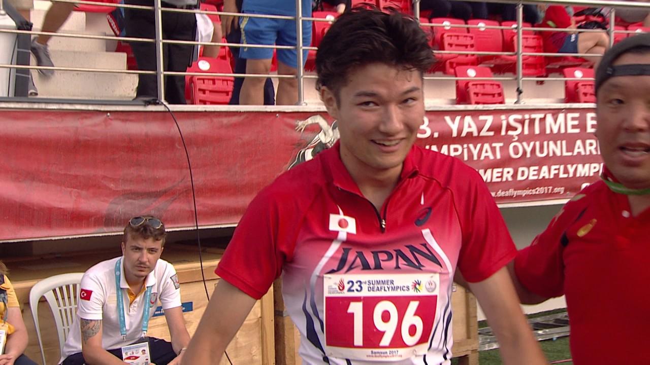 28 07 2017 ATHLETICS Men 200m Final Medal Ceremony ...