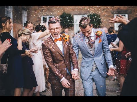 Paul & Martin - Wedding Highlights