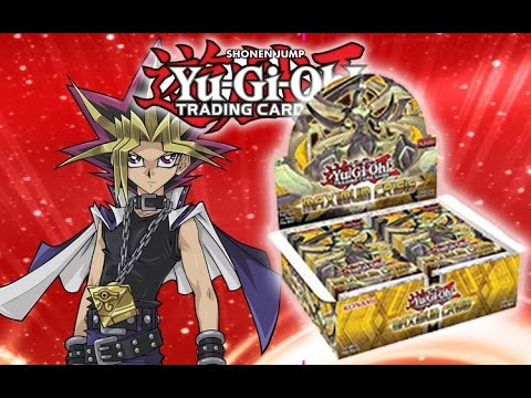Unboxing: Yu-Gi-Oh! - Booster Display - Maximum Crisis