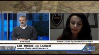 Dünya Ve Biz-2-Aydın Selcen Konuk-Mühdan Sağlam-Salih Bıçakçı-M. Ali Tugtan 16 Ocak 2019