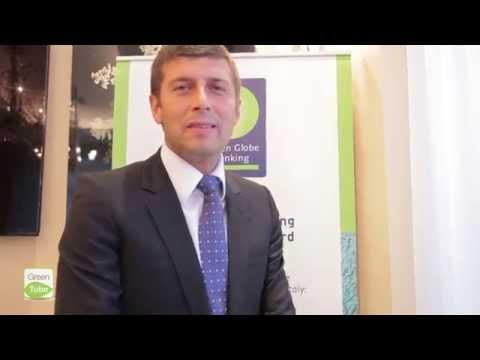 Intervista a Gianluca Borrelli | IX Edizione Green Globe Banking Conference & Award