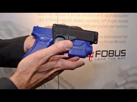 SHOT Show 2016: Fobus Tactical RBT Holster