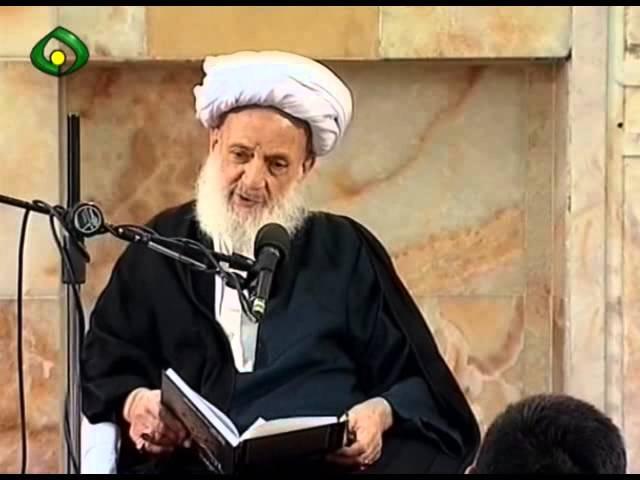 66 موارد سجده سهو مجالست با هشت سنخ هشت چیز را زیاد می کند آیت الله مجتهدی تهرانی
