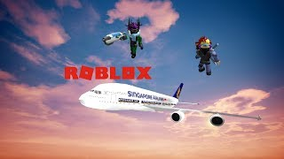 Roblox My singapore airline group coming soon