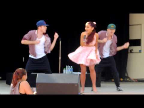 You're My Only Shawty- Ariana Grande Fresno Fair