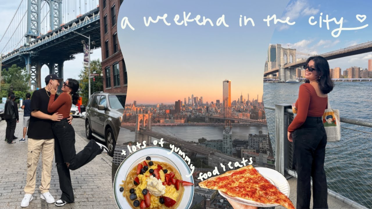 Download 48 hours in my NYC weekend // travel vlog