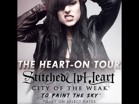 Stitched Up Heart Live 8-29-14 at Rackems