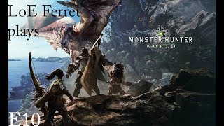 Monster Hunter World 10 - Tobi-Kadachi