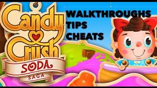 Candy Crush Soda Saga Level 50
