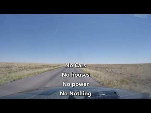 Navajo Nation - Traveling Hwy 264 Arizona to New Mexico