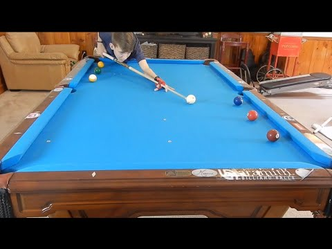 Drills that Will Improve Your Pool Game Fast!