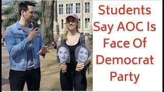 Students Say Ocasio-Cortez Is Face Of Democrat Party
