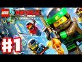 The LEGO Ninjago Movie Videogame - Gameplay Walkthrough Part 1 - Prologue and Three Chapters!