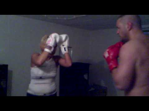 real mixed boxing