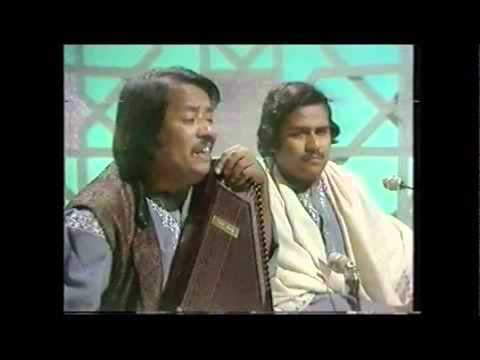 Ustad Salamat And Sharafat Ali Khan- Raag Sultani- Live In Kabul 1976