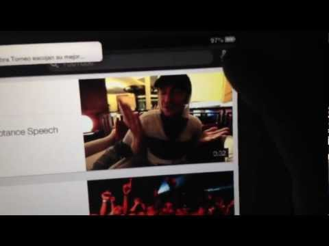Video Review: Lo nuevo de Youtube y Gmail para iPhone, iPad, iPod touch