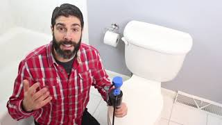 How to Fix a Running Toilet with Fluidmaster 400H Fill Valve from Home Repair Tutor