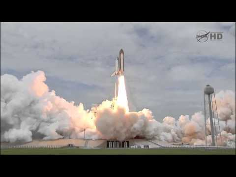 Full Countdown + launch Last Space Shuttle STS 135 july 2011 HD