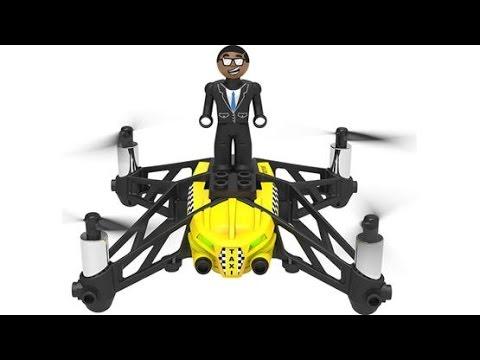 Parrot Minidrone Cargo Travis Unboxing Flight Test