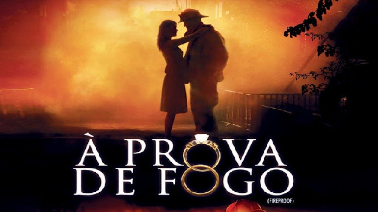 Filme Gospel - À PROVA DE FOGO (COMPLETO) - TODO CRISTÃO TEM DE ASISTIR A ESSE FILME
