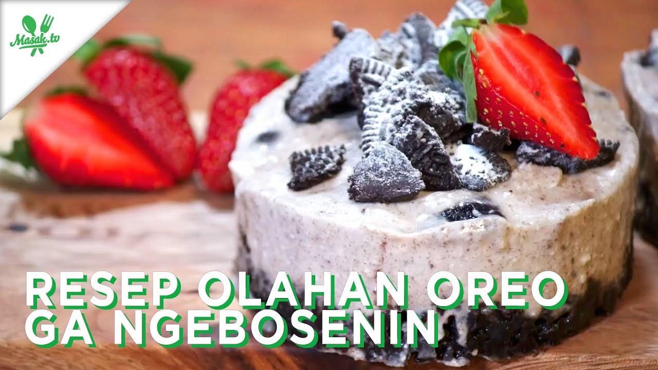 Resep-Resep Oreo Gak Ngebosenin!