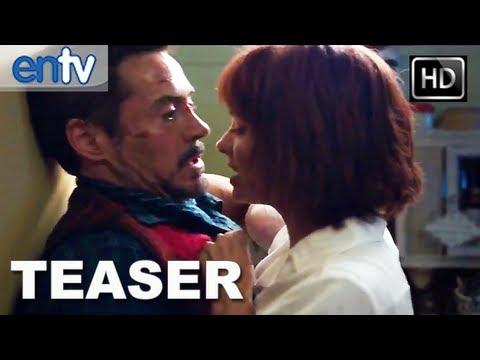 Iron Man 3    2 HD: Stephanie Szostak Takes On Robert Downey Jr.