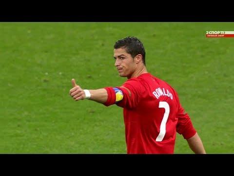 Cristiano Ronaldo Vs North Korea - WC 2010 HD 1080i By zBorges
