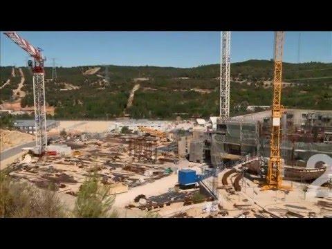 Réacteur nucléaire Jules Horowitz : excellence et complexité