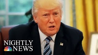 The Clock Is Ticking For A Deal To Avoid A Government Shutdown | NBC Nightly News