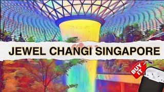 Gambar cover JEWEL CHANGI SINGAPORE + BUYING AIRPODS