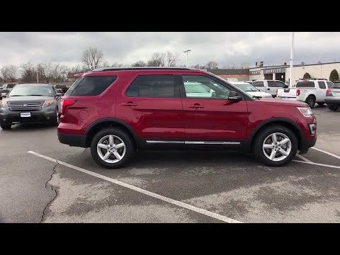 2017 Ford Explorer Tulsa, Broken Arrow, Joplin, Bixby, Owasso, OK P7753