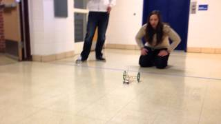 Mousetrap car thats real fast like