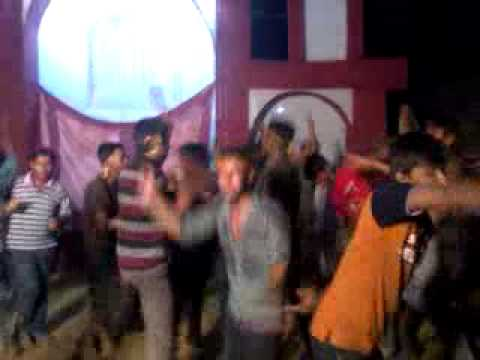 Kali Puja at Ranir Bazar, Tripura(Assampara Puja Kamithy 2013)_(Uploaded By Pinku)