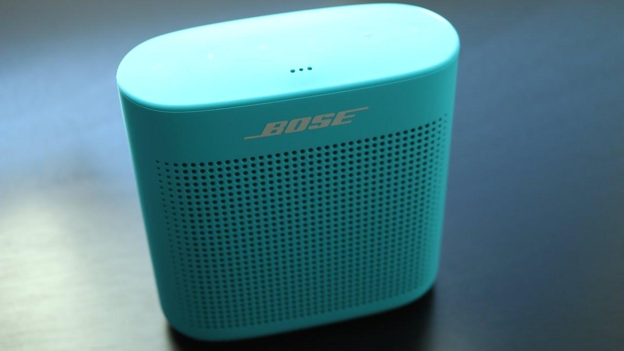 Bose SoundLink II Review