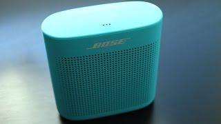 Bose Soundlink Color 2 Review Plus Sound Test