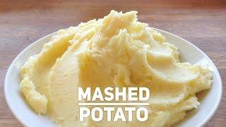 Mashed Potato - (purée De Pommes De Terre)