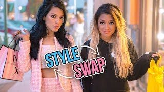 Opposite Twins Swap Clothes for a Week!! thumbnail