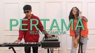 Pertama - Reza Artamevia ( Cover By Steo Music & Melati Rahma )