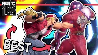 BATTLING THE BEST TERRY - Riddles VS. Fatality