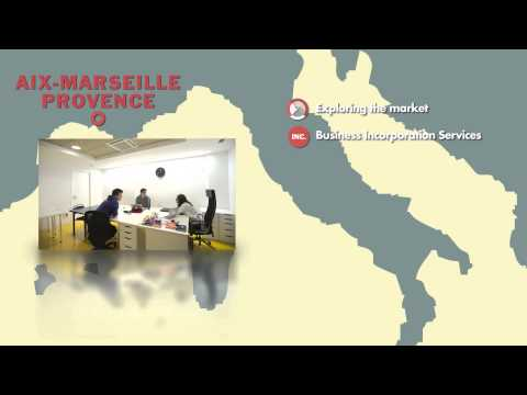Do you want to land your business in the MEDITERRANEAN - Marseille?