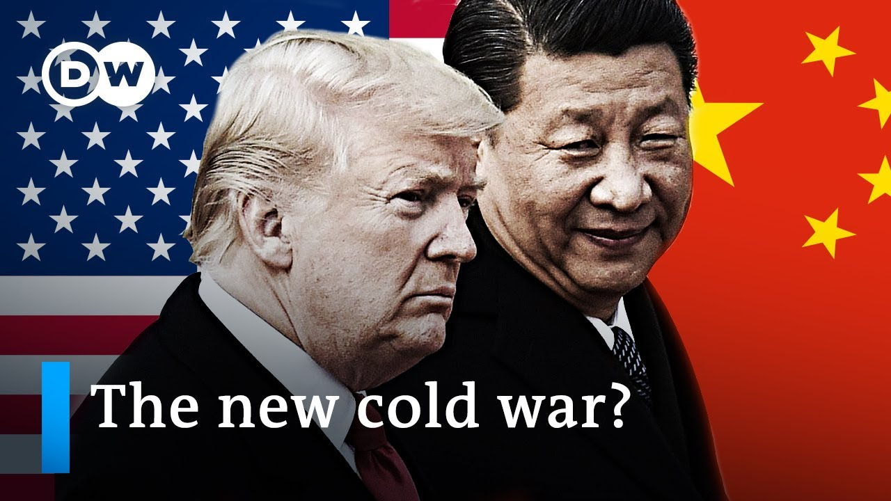 USA vs China: The new cold war on the horizon | DW Analysis - YouTube