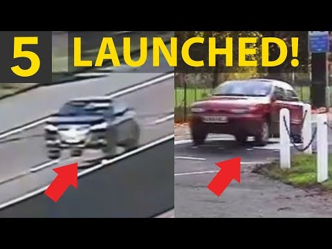 Top 5 Speed Bump Fails