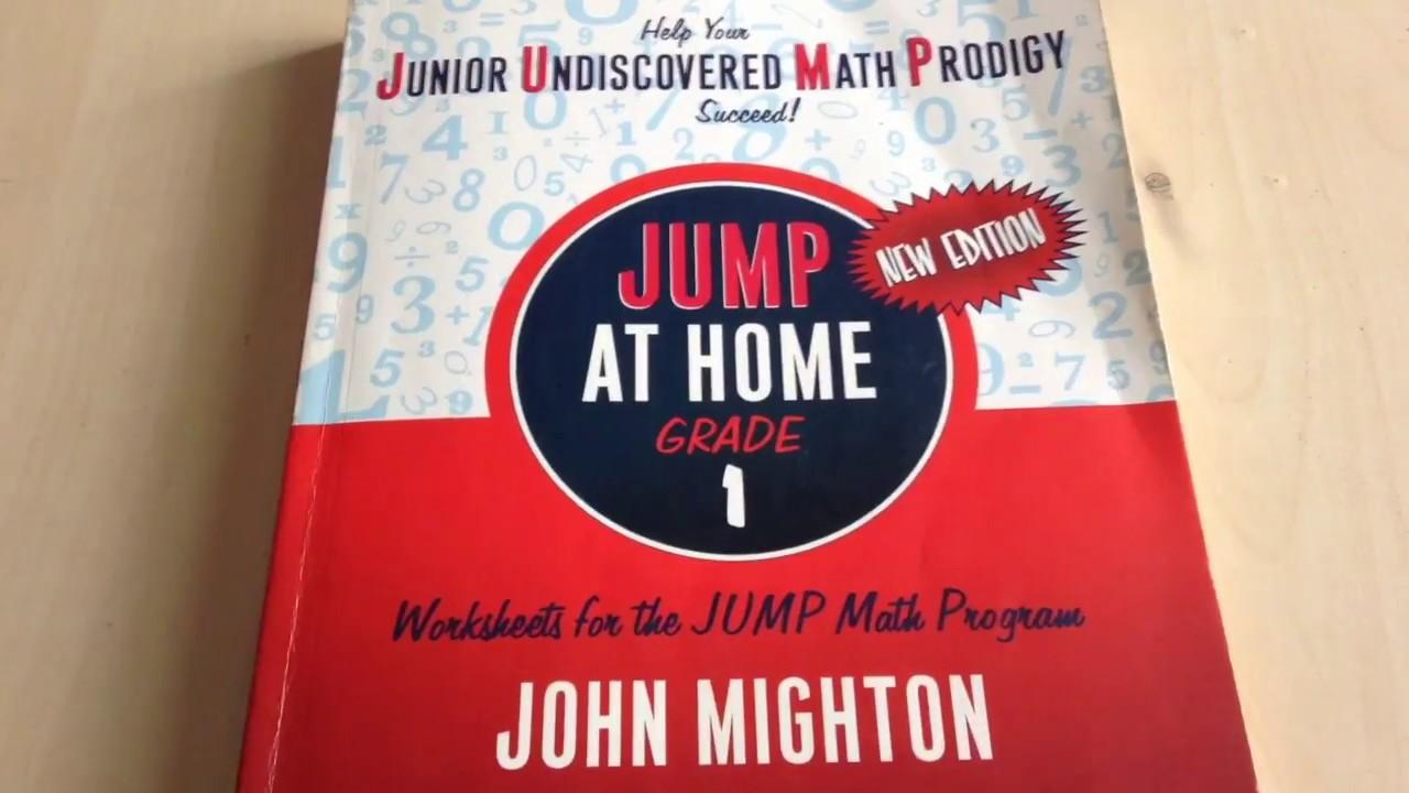 Jump At Home Math Youtube