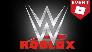 #MSGPH How to get WWE event [ROBLOX]