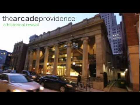 A Day In Providence Downcity | The Westminster Arcade